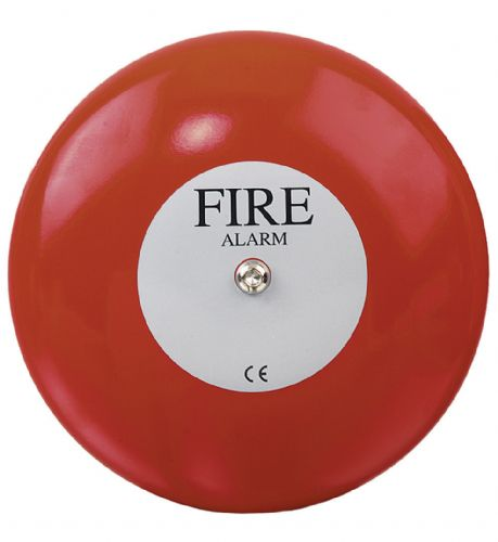 Vimpex 24 volt DC 6 Inch Fire Alarm Bell